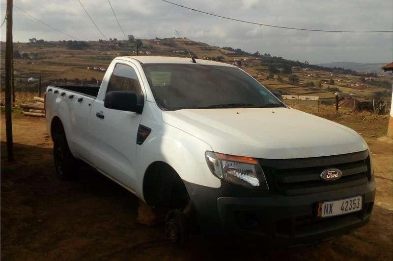 Ford Ranger 2.5D 2014