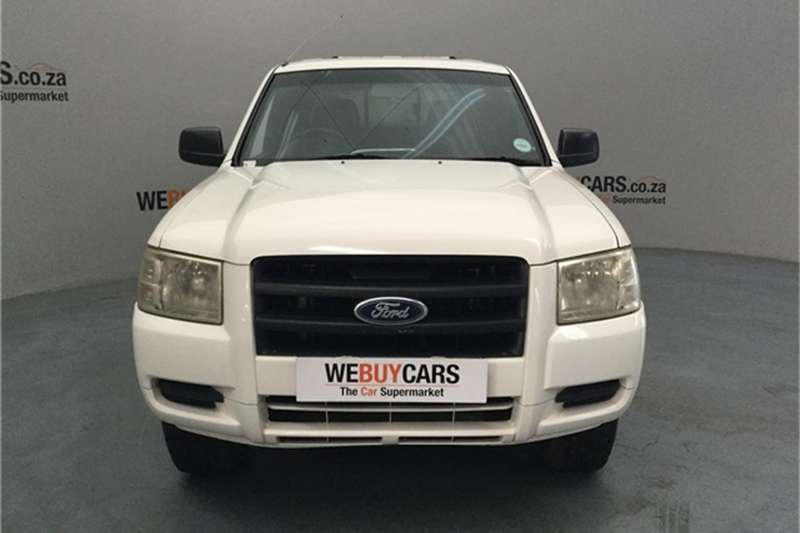 Ford Ranger 2.5TD double cab 4x4 2008
