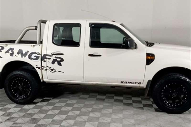 2009 Ford Ranger Ranger 2.5TD double cab 4x4