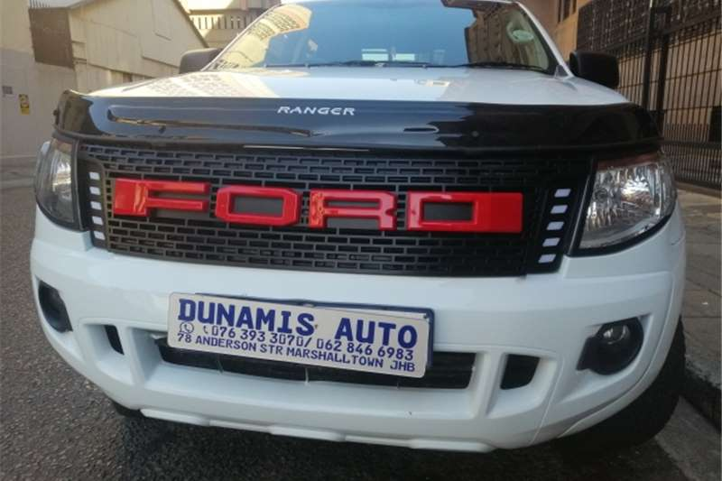 Ford Ranger 2.5TD double cab 4x4 2013
