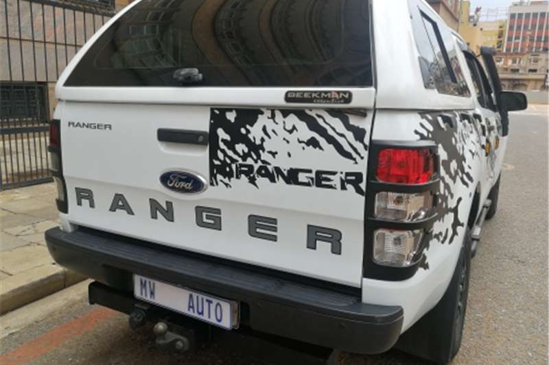 Used 2014 Ford Ranger 2.5TD double cab 4x4