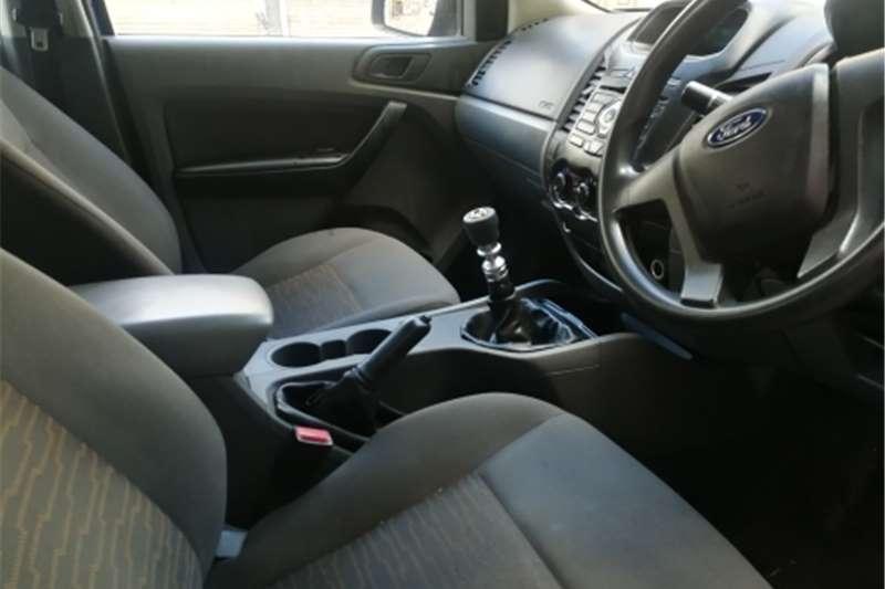 2015 Ford Ranger Ranger 2.5TD double cab 4x4