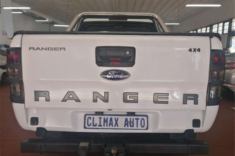 Used 2015 Ford Ranger 2.5TD double cab 4x4