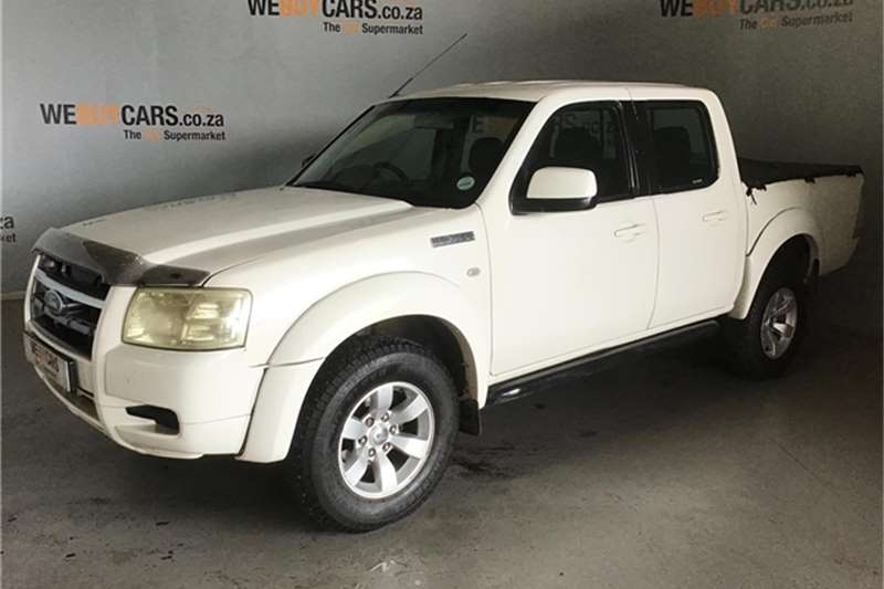 Ford Ranger 2.5TD double cab 4x4 XLT 2007