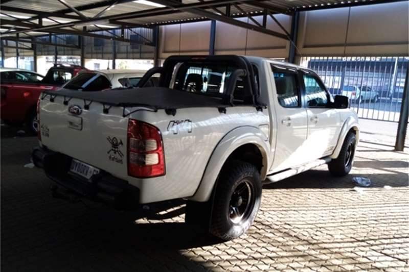 Ford Ranger 2.5TD double cab 4x4 XLT 2008