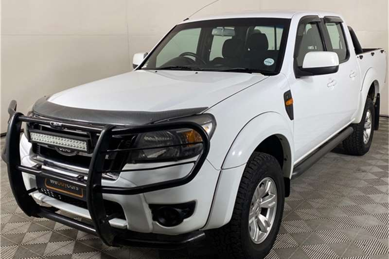 Used 2011 Ford Ranger 2.5TD double cab 4x4 XLT
