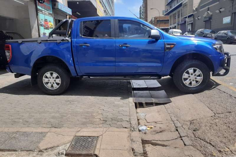 Used 2012 Ford Ranger 2.5TD double cab 4x4 XLT