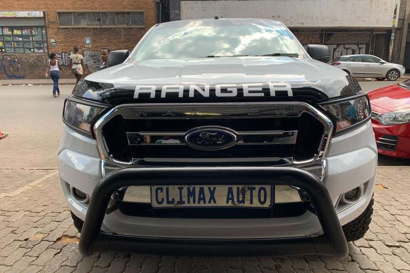 Ford Ranger 2.5TD double cab 4x4 XLT 2016