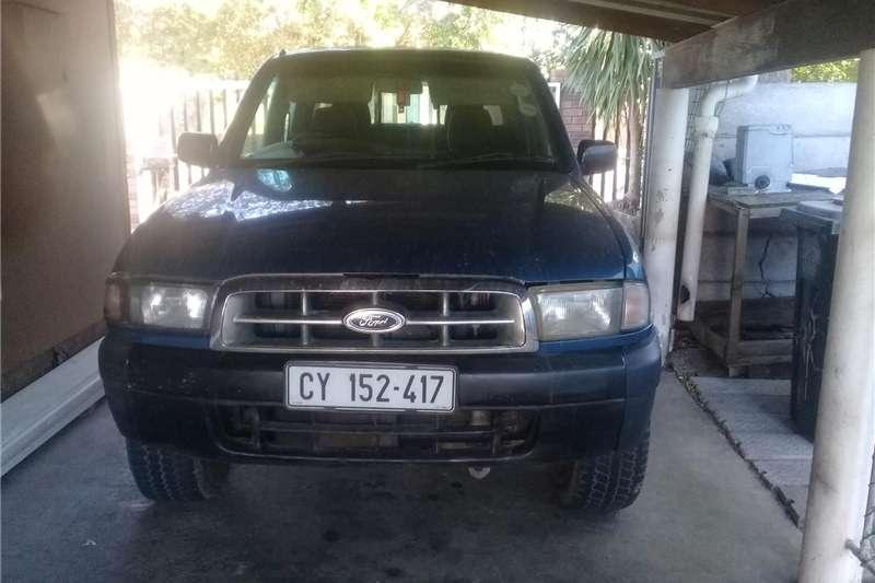 Ford Ranger 2.5TD double cab Hi trail 2003