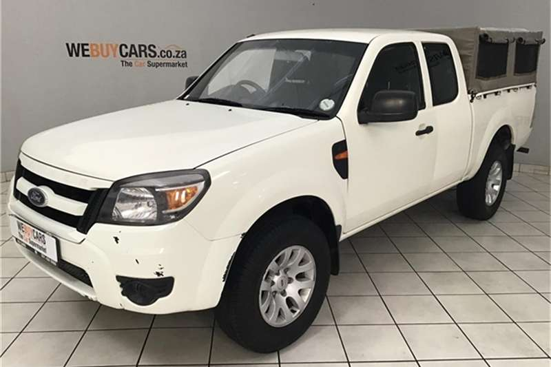 Ford Ranger 2.5TD SuperCab Hi trail 2010