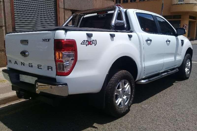 Ford Ranger 2.8 XLT 2015