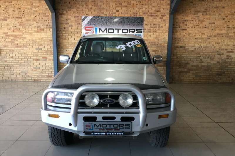 Ford Ranger 2500TD double cab 4x4 Montana 2003