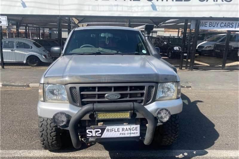 Used 2005 Ford Ranger 2500TD double cab Hi Trail XLT