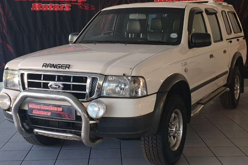 Ford Ranger 2500TD double cab Montana 2006