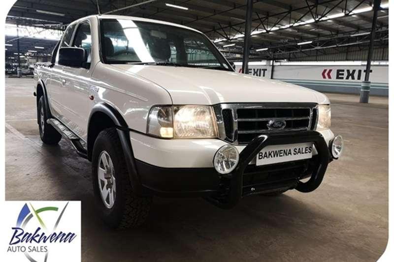 Ford Ranger 2500TD SuperCab 4x4 XLT 2004