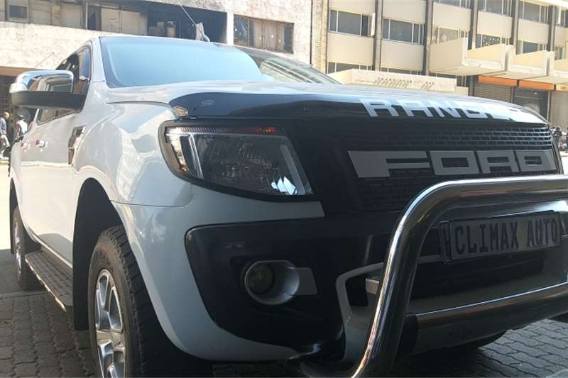 Ford Ranger 3.0TDCi double cab 4x4 Wildtrak 2013