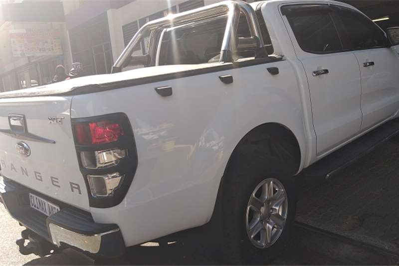 Ford Ranger 3.0TDCi double cab 4x4 Wildtrak 2013