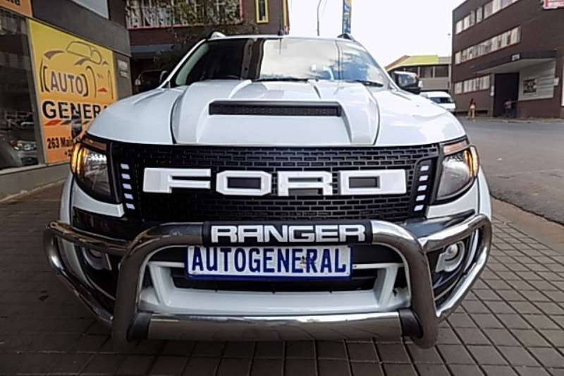 Ford Ranger 3.0TDCi double cab 4x4 Wildtrak 2015