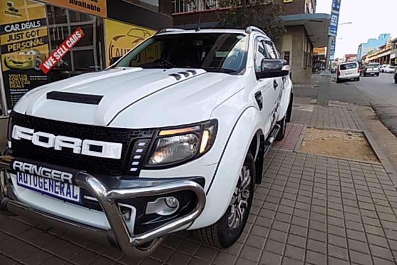 Ford Ranger 3.0TDCi double cab 4x4 Wildtrak 2015