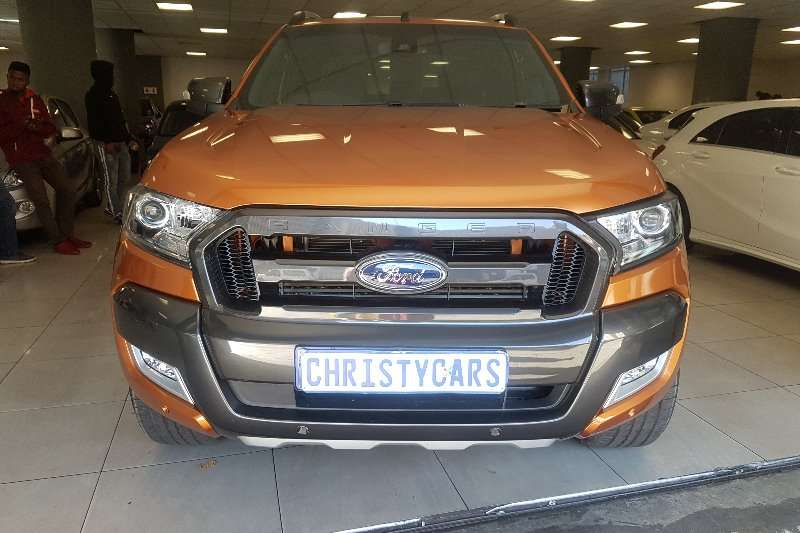 Ford Ranger 3.0TDCi double cab 4x4 Wildtrak 2016