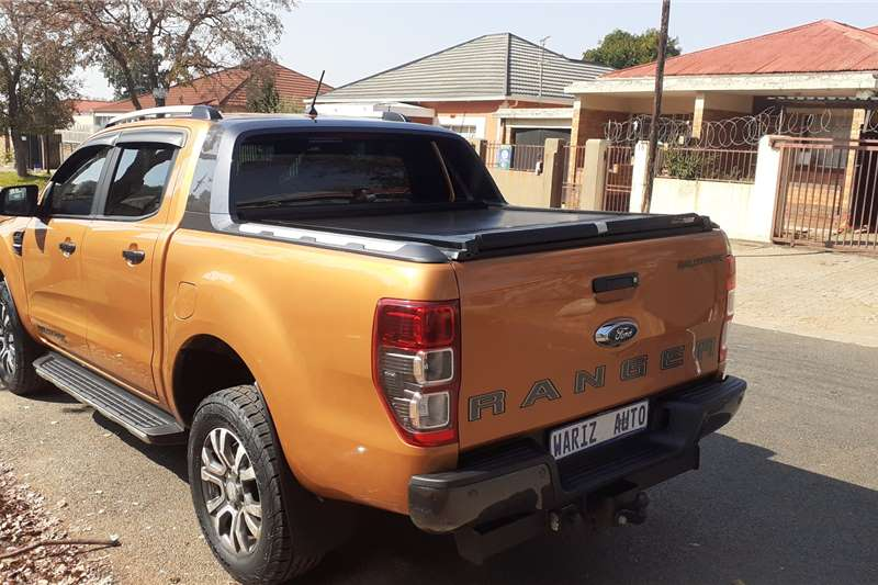 Used 2019 Ford Ranger 3.0TDCi double cab 4x4 Wildtrak