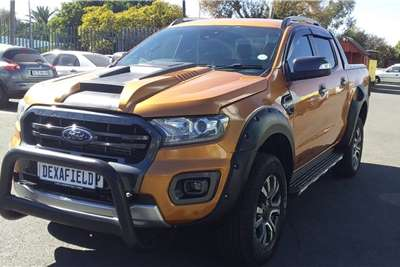 Used 2020 Ford Ranger 3.0TDCi double cab 4x4 Wildtrak