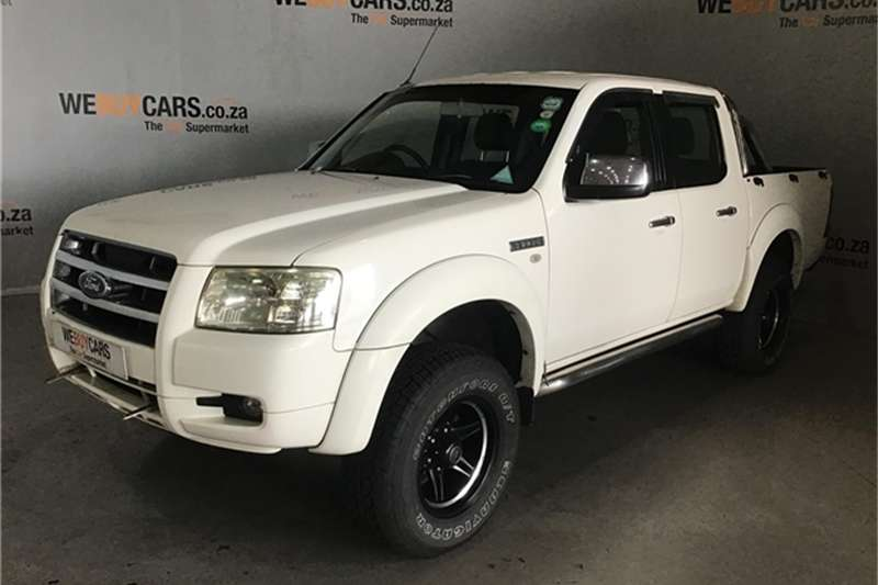 Ford Ranger 3.0TDCi double cab 4x4 XLE 2007