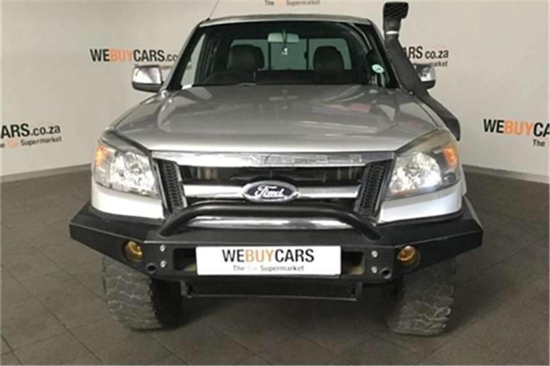 Ford Ranger 3.0TDCi double cab 4x4 XLE 2010