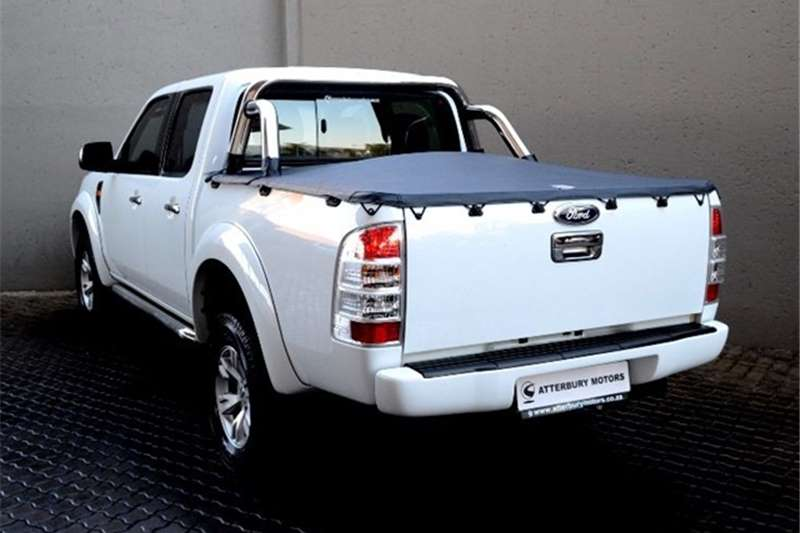 Ford Ranger 3.0TDCi double cab 4x4 XLE 2011