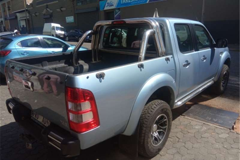Used 2012 Ford Ranger 3.0TDCi double cab 4x4 XLE