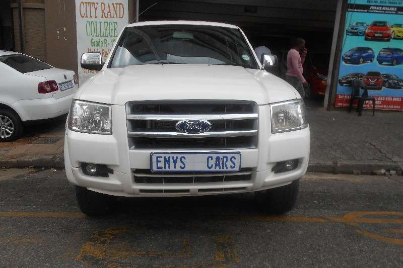Ford Ranger 3.0TDCi double cab 4x4 XLE automatic 2009