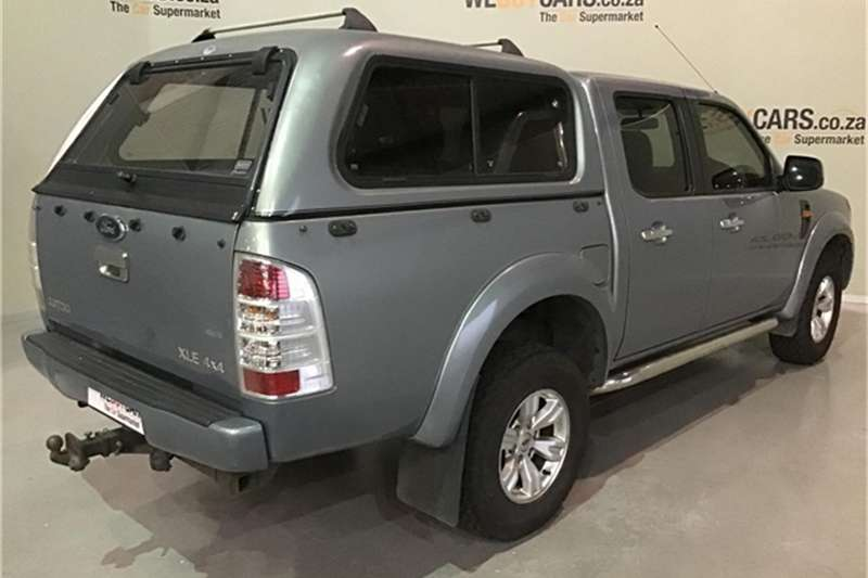 Ford Ranger 3.0TDCi double cab 4x4 XLE automatic 2010