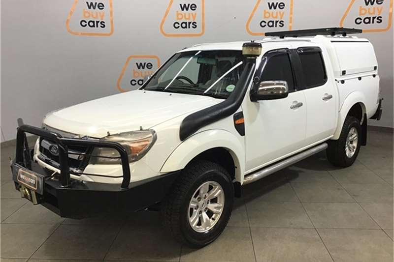 Ford Ranger 3.0TDCi double cab 4x4 XLE automatic 2011