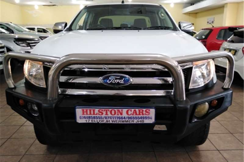 Ford Ranger 3.0TDCi double cab 4x4 XLE automatic 2012