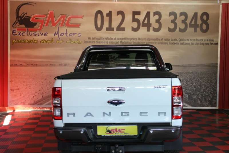 Ford Ranger 3.0TDCi double cab 4x4 XLE automatic 2013