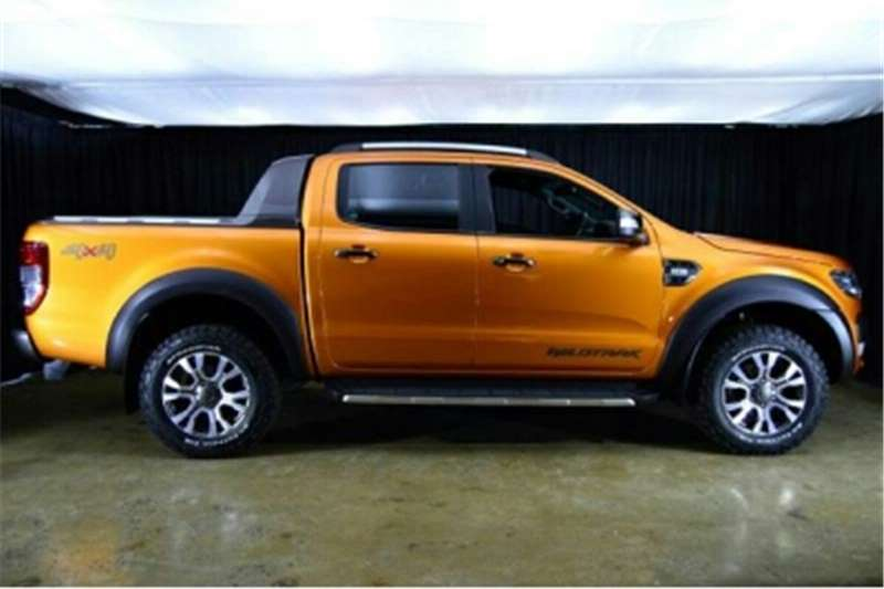 Ford Ranger 3.0TDCi double cab 4x4 XLE automatic 2017