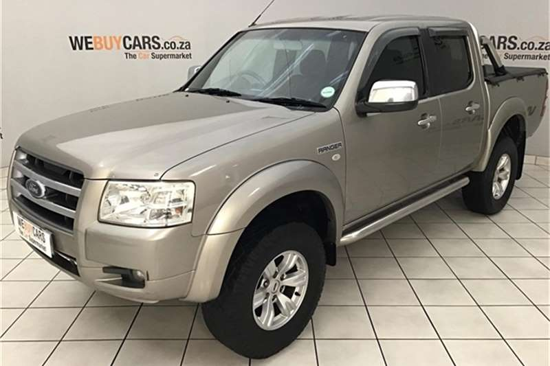 Ford Ranger 3.0TDCi double cab Hi trail XLE 2007