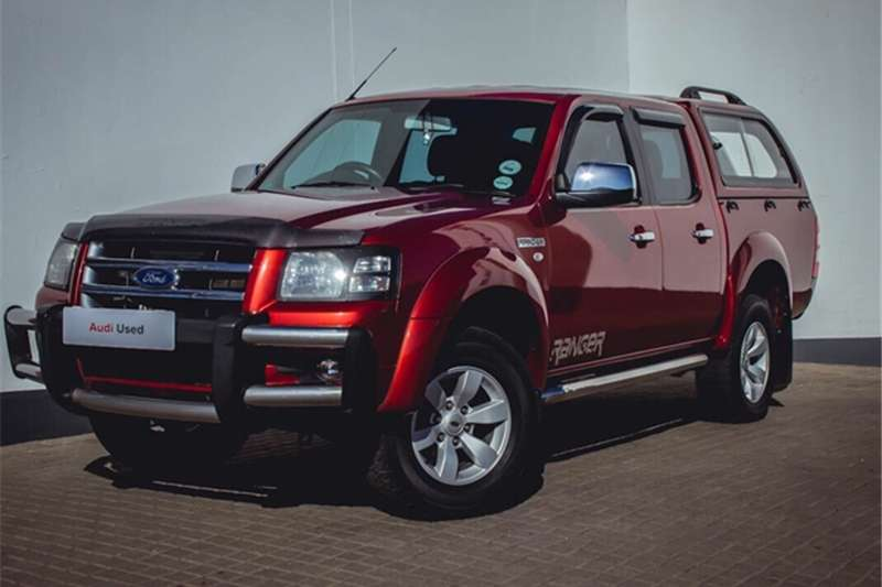 Ford Ranger 3.0TDCi double cab Hi trail XLE 2008