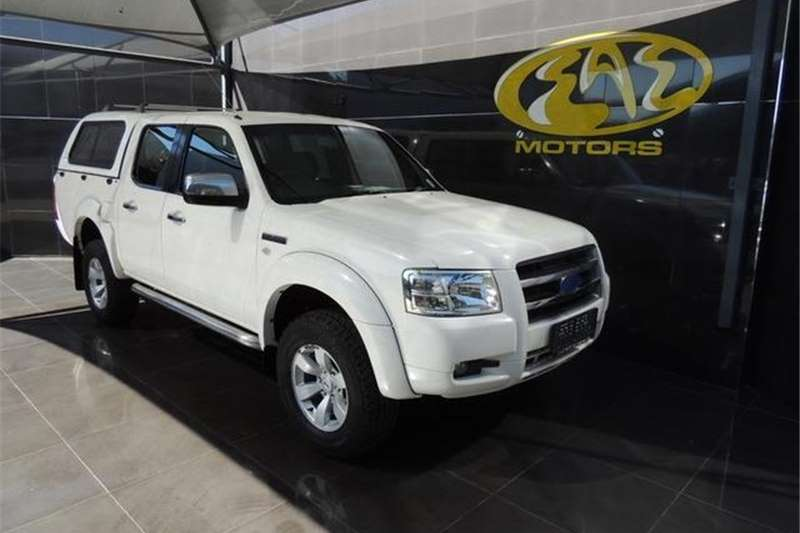 Ford Ranger 3.0TDCi double cab Hi trail XLE 2009