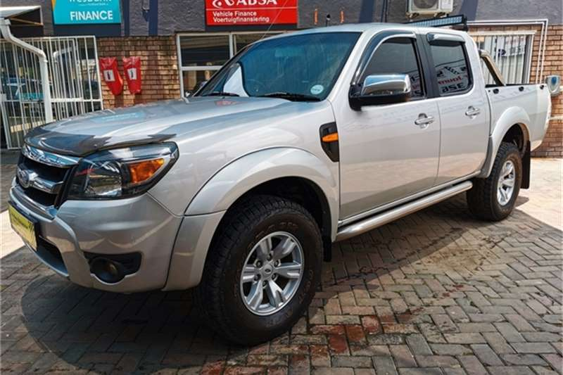Ford Ranger 3.0TDCi double cab Hi trail XLE 2010