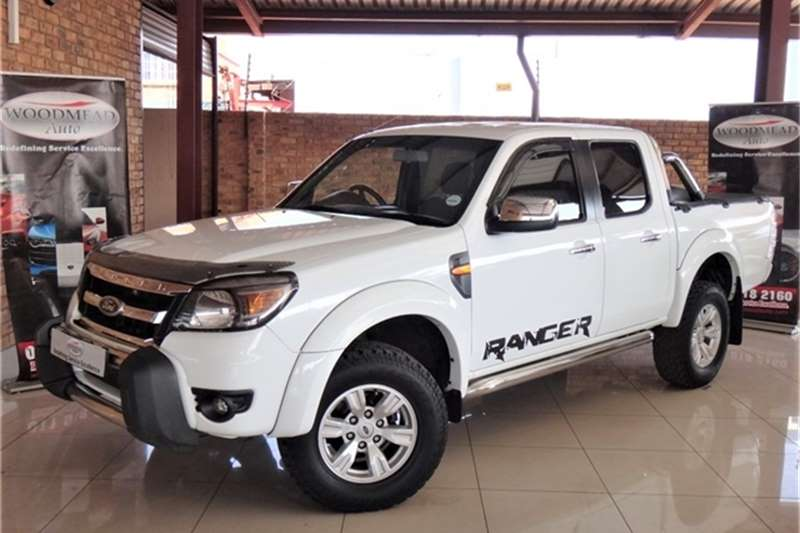 Ford Ranger 3.0TDCi double cab Hi trail XLE 2011