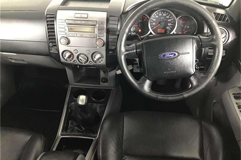 Ford Ranger 3.0TDCi double cab Hi trail XLE 2011