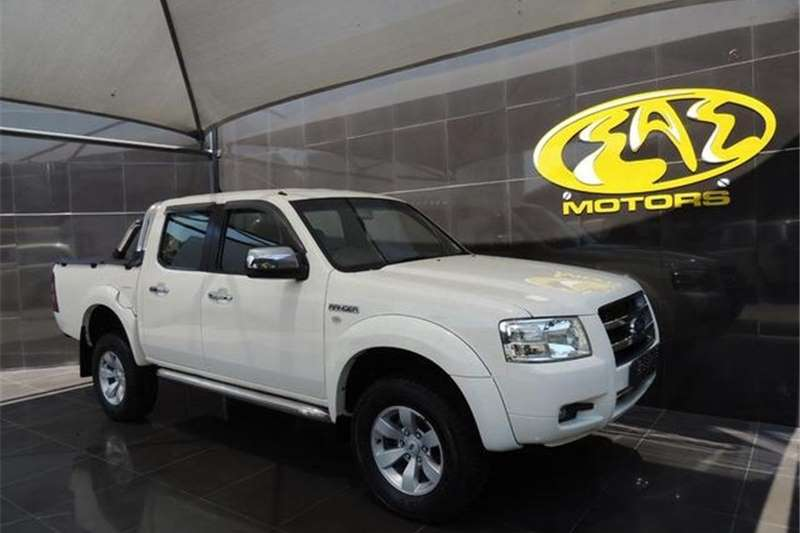 Ford Ranger 3.0TDCi double cab Hi trail XLE automatic 2009