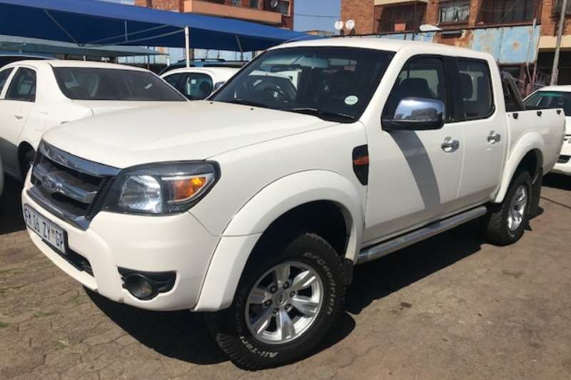 Ford Ranger 3.0TDCi double cab Hi trail XLE automatic 2010