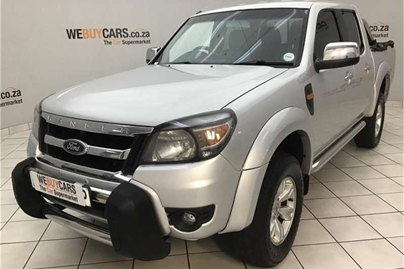Ford Ranger 3.0TDCi double cab Hi trail XLE automatic 2011