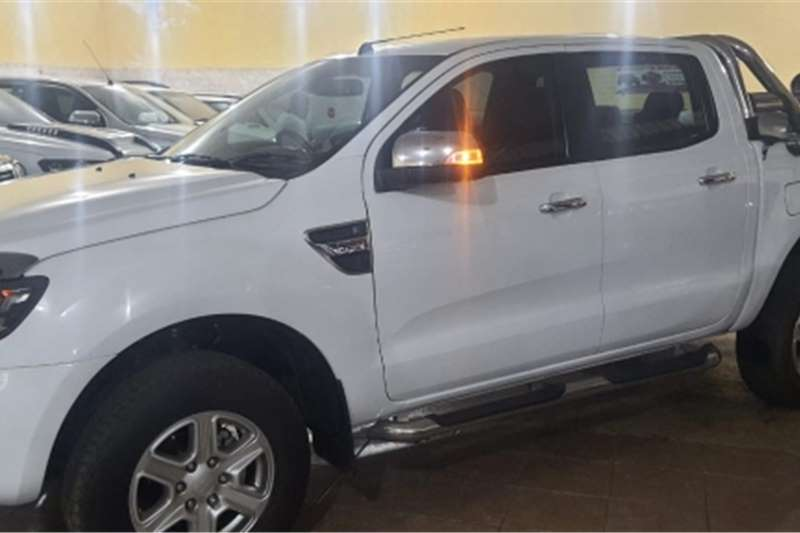 Used 2016 Ford Ranger 3.0TDCi double cab Hi trail XLE automatic