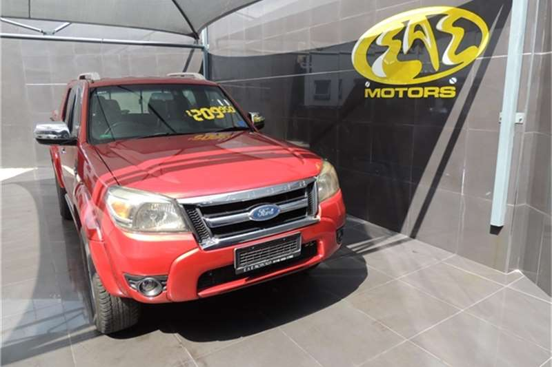 Ford Ranger 3.0TDCi double cab Wildtrak 2011