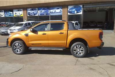 Used 2019 Ford Ranger 3.0TDCi double cab Wildtrak