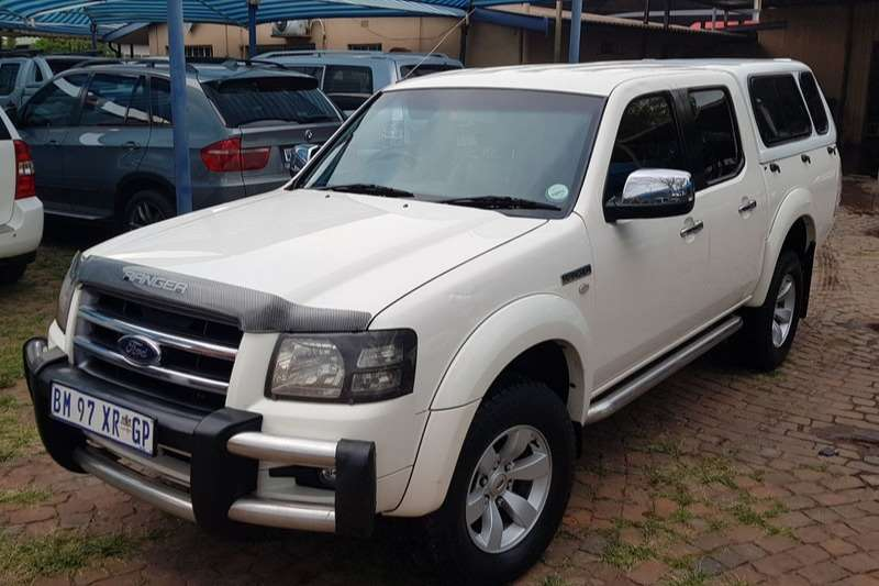 Ford Ranger 3.0TDCi double cab XLE automatic 2009