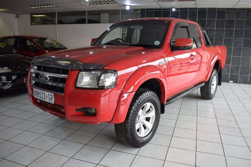Ford Ranger 3.0TDCi Hi trail XLT 2008